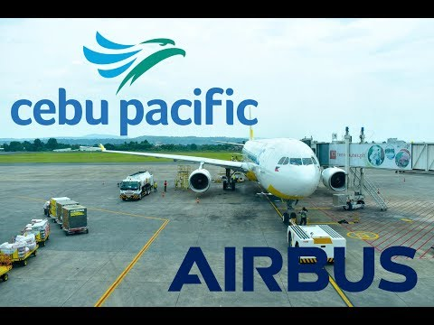 TRIPREPORT | Cebu Pacific (Economy) | Davao City to Manila | Airbus A330-343 |