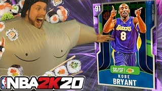 I got FAT for Kobe Bryant on NBA 2K20