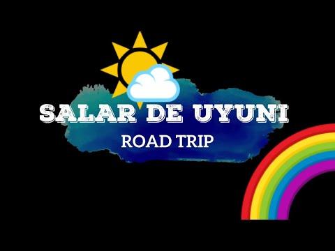 SALAR DE UYUNI ROAD TRIP BOLIVIA 2019