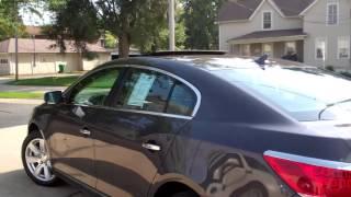 2013 Buick Lacrosse CXL loaded Dekalb IL near Yorkville IL