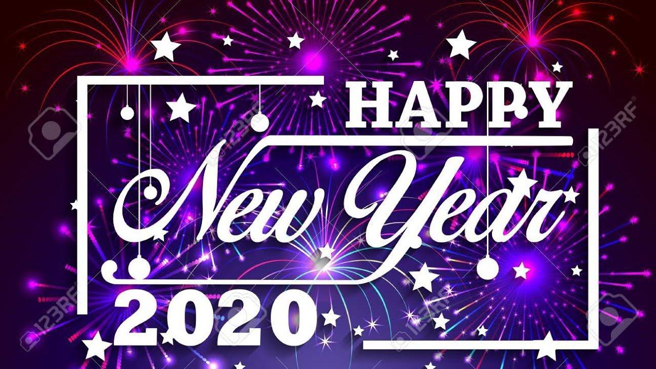 Happy New Year 2020 WhatsApp Status Video