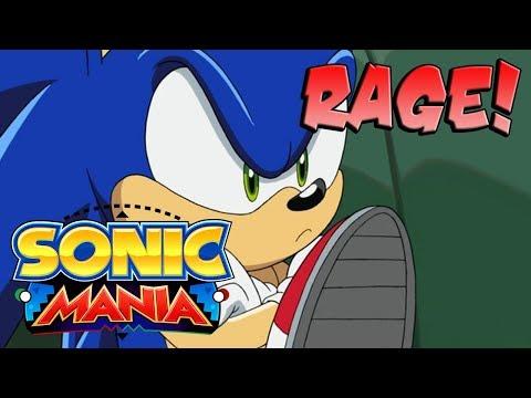 METALLIC MADNESS ANGER! Sonic Mania Rage! (#11)