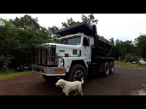 Installing A New Clutch Brake In A Dump Truck