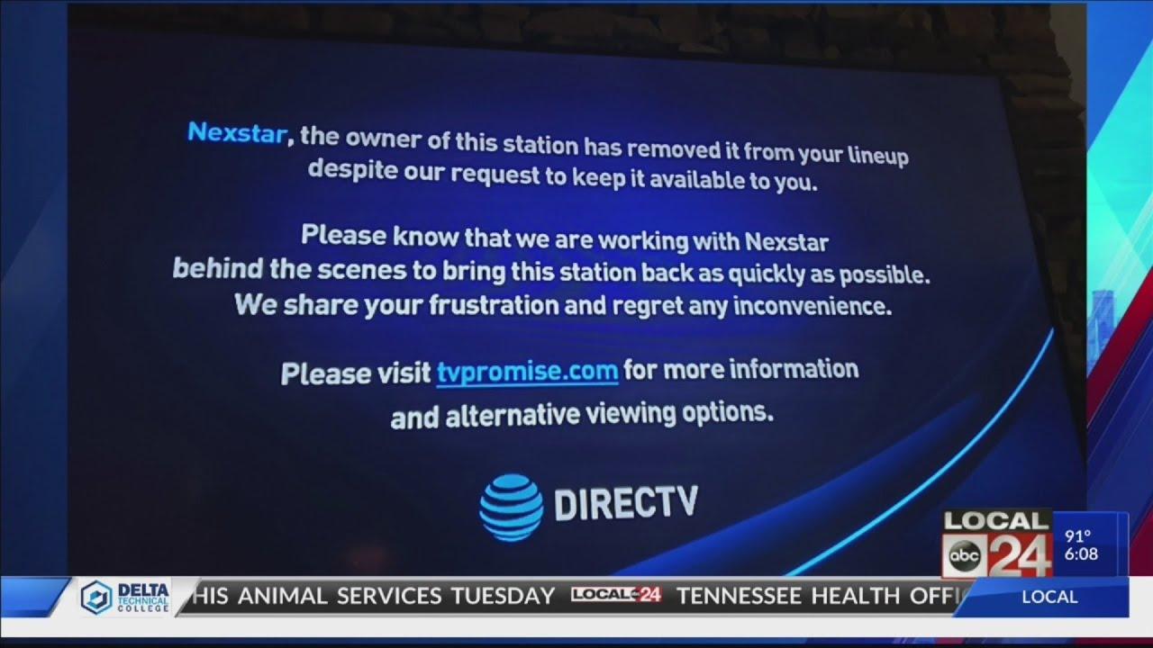 More U S  Senators urge AT&T to restore Nexstar stations to DirectTV &  U-verse