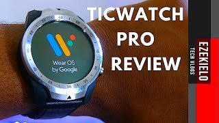 TicWatch Pro REVIEW - Game Changer!