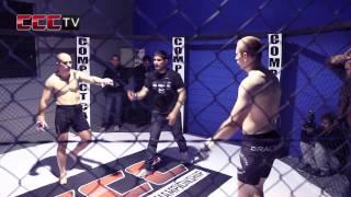 CCC 1 - Wojtek Biernacki vs Tiago Sousa - MMA Thumbnail