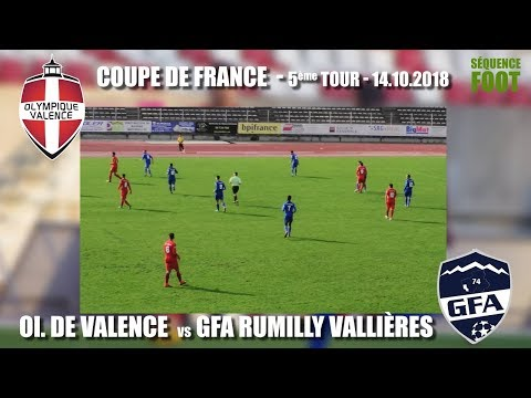 2018_10_14 Séquence Foot - CdF 5ème tour - OV vs GFA Rumilly Vallières