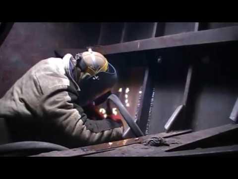 Ship-repair - MIG, MAG, MMA, TIG