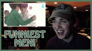 10 MINUTES OF BTS' STUPIDITY REACTION [STUPID IN LOVE]