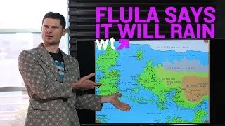 Flula Reports on Sports & Weather from Westeros #CGB2013 | What's Trending LIVE