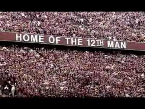 Aggie Football - 12th Man