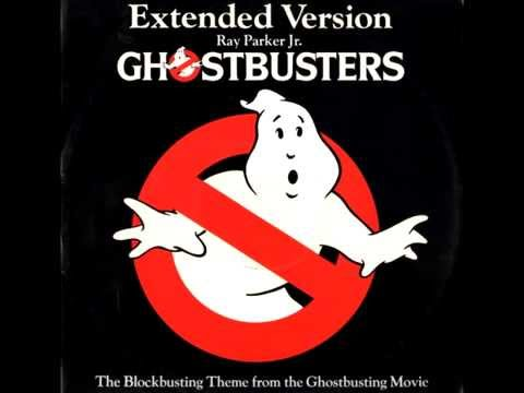 Ray Parker Jr - Ghostbusters (Lost 12´´ Version)