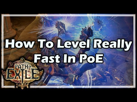 [Path of Exile] How To Level Really Fast In PoE
