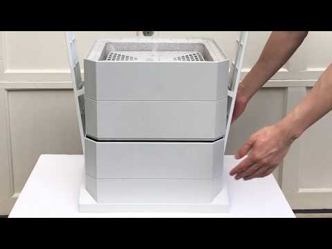 How to Change Filters for IQ Air Health Pro Series Air Purifiers with Replacement Filters by VEVA