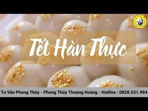 Câu Chuyện Về Tết Hàn Thực ( BTV Phương Anh ) - Phong Thủy Thượng Hoàng