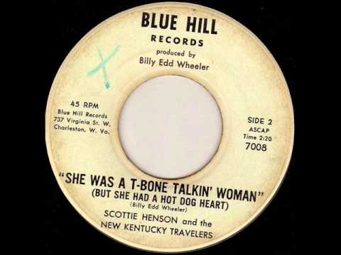 Scottie Henson  She Was A TBone Talkin Woman 1964