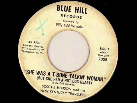 Scottie Henson  She Was A TBone Talkin Woman 1964