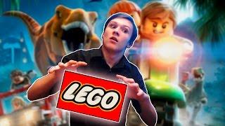 Lego Worlds: Строим Всякие Неприличности!