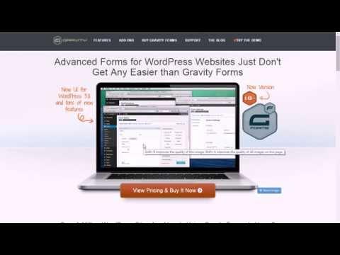 Gravity Forms WordPress Plugin Review