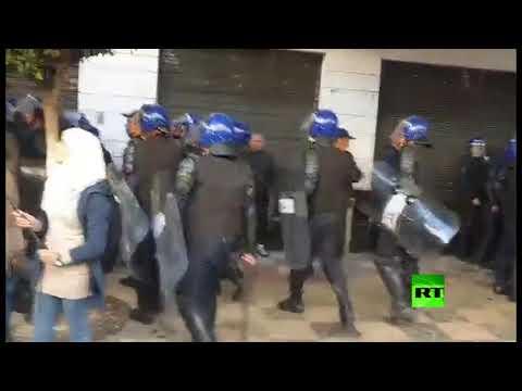 انطلاق مظاهرات رافضة للانتخابات الرئاسية  - نشر قبل 2 ساعة