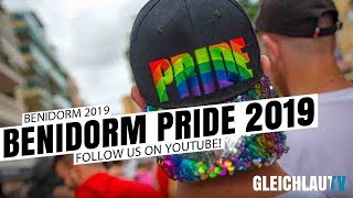 Benidorm Pride 2019