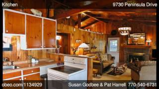 9730 Peninsula Drive Gainesville GA 30506 - Susan Godbee  Pat Harrell - The Norton Agency