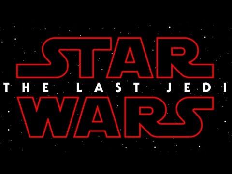 'Star Wars: Episode VIII' title is 'The Last Jedi'
