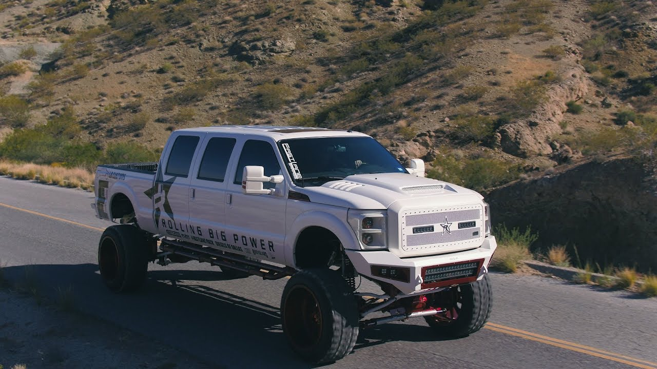 6 Door Truck >> Rbp 6 Door Ford F 250 Built By Fast Lane Garage At Lonestar