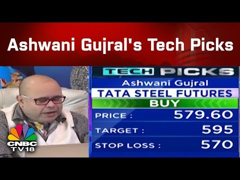 Ashwani Gujral's Tech Picks: Buy Tata Steel Fut, LIC H Finance, Tech Mahindra Fut | CNBC TV18