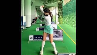 신혜원 프로 👍골프스윙 (골프여왕 골프스윙- golf swing golf queen) : 요청👉golf.queen.1004@gmail.com