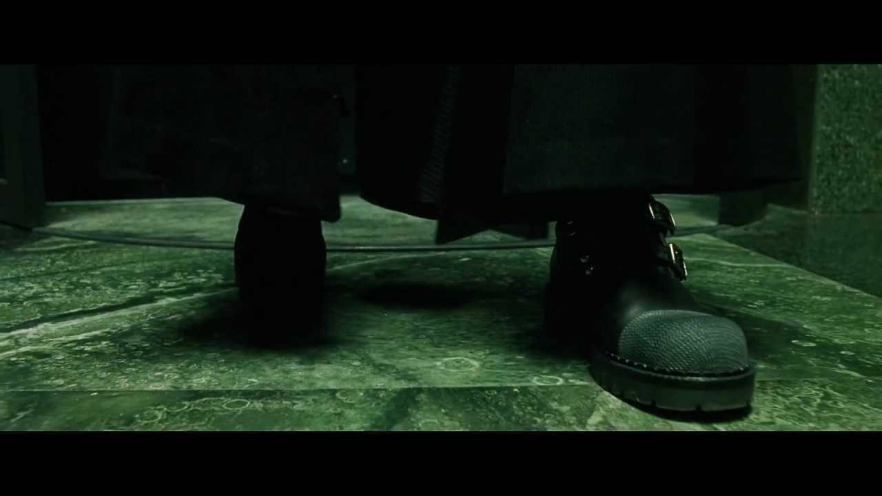Neo Trinity The Matrix Tribute Youtube My Amplifier