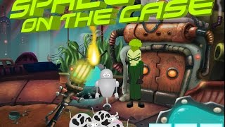 Space on the Case - Game Walkthrough
