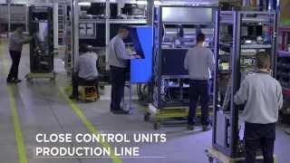 видео Дистрибьюторы модульных чиллеров с воздушным охлаждением
