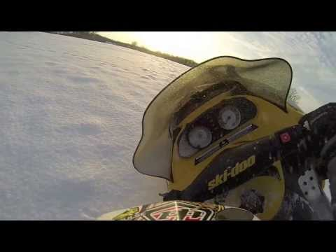 New Jersey GoPro Snowmobile Edit