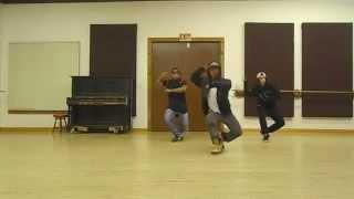 method man even if kreus lay choreography