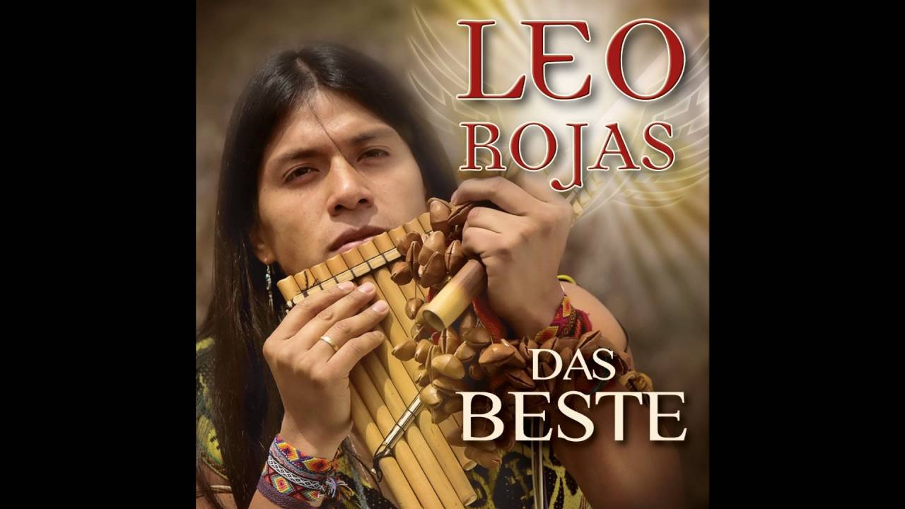 leo rojas samba pa ti cover 2016  YouTube