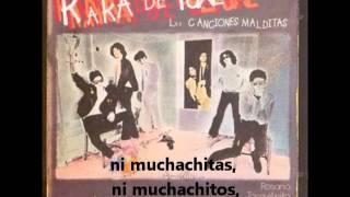 KAKA DE LUXE - Viva el metro (Letra)