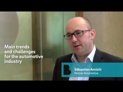 Main trends and challenges for the automotive industry