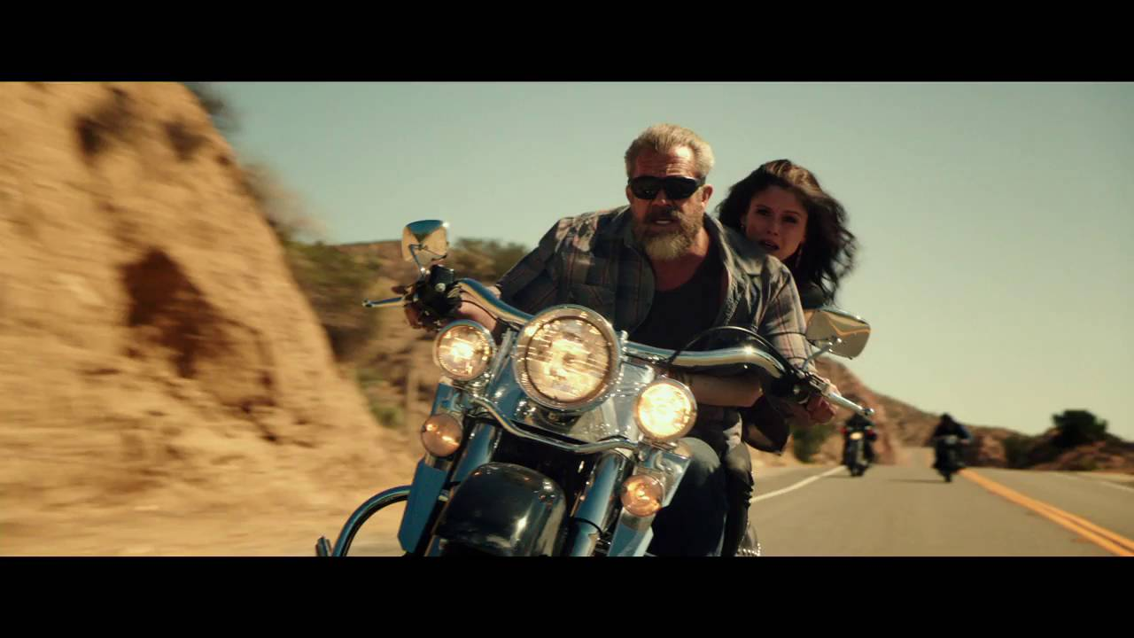 Blood Father Clip Motorcycle Chase Red Band Hd Youtube