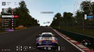 Gran Turismo®SPORT Lake Maggiore GT3 Action
