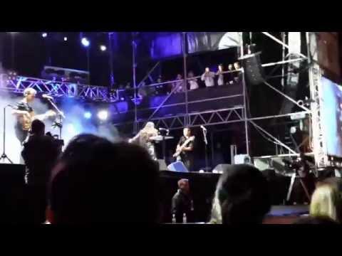 Rafa Blas concierto Rock Fm