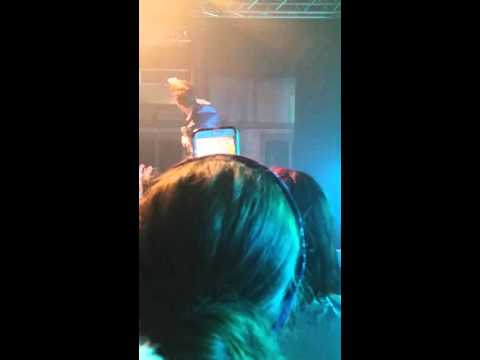 Luca Hänni 26.3.2016 Berlin Doctor gime is something