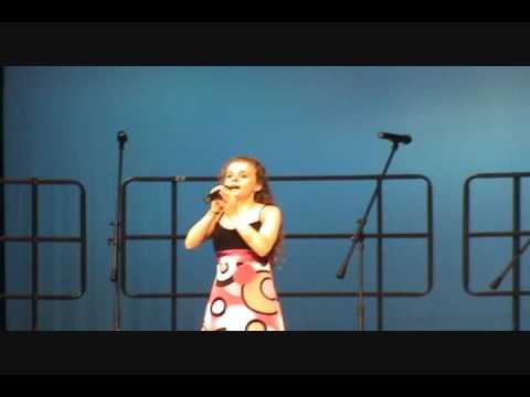 Wedding Bell Blues - Girl can sing!