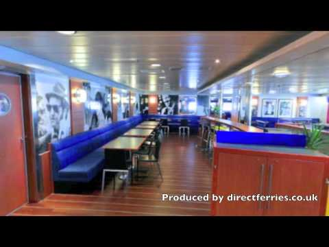 Onboard Stena Nordica Ferry With Stena Line