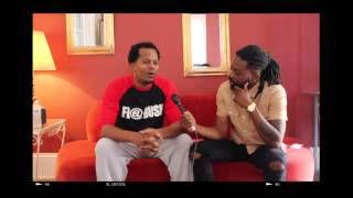 Hip Hop Legend - Special Ed Interviews with ABlackTV
