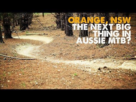 The Next Big Thing In Aussie MTB? Orange, NSW