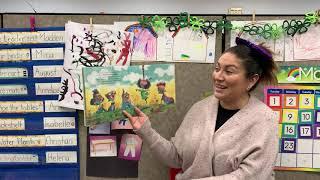 Elephant's Teacher Reading Stand Tall Molly Lou Melon