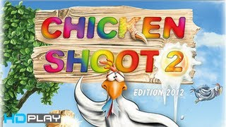 Chicken Shoot 2 Edition 2012 - Gameplay PC | HD