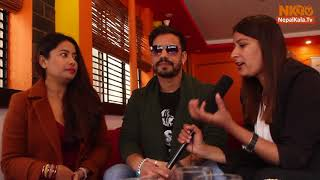 रजनी केसी को गुनासो,सही प्रचार नहुँदा दोष जती कलाकर माथि Interview With Actress Rajni Kc & James BC