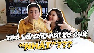 Bố mẹ Cam trả lời Q&A xung quanh chữ NHẤT Vlog 211